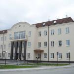 Славутський комбінат «Будфарфор». Будівля служби розвитку