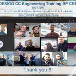 Отримали сертифікат Siemens Desigo CC Engineering